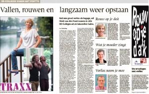 Krantenbericht Fontys ROJD