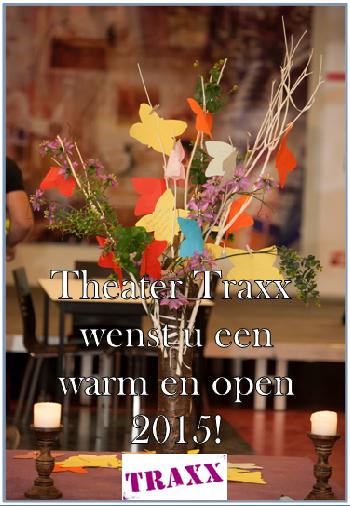 Traxx Nieuwjaar