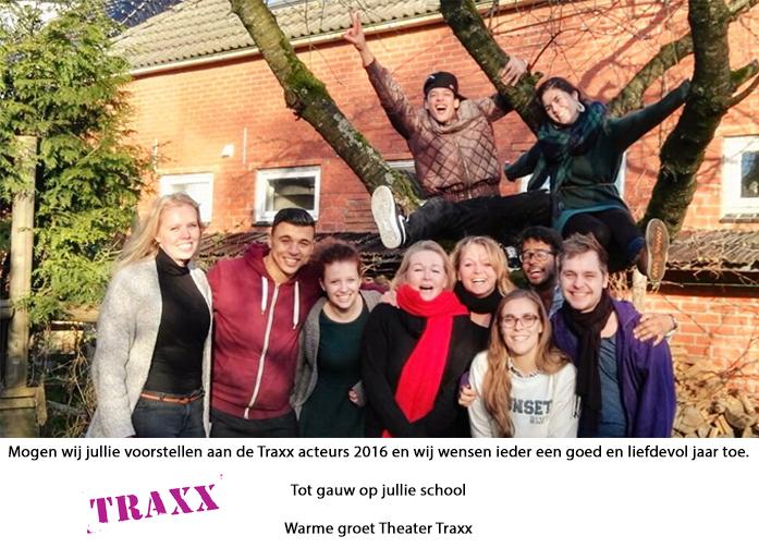 traxx kaart
